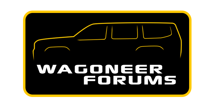 Jeep Wagoneer Forums